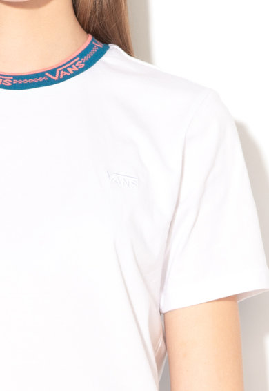 Vans Рокля Funnier тип тениска с контрастна яка Жени