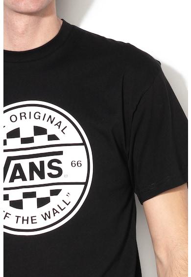 Vans Тениска Checker Co с лого Мъже
