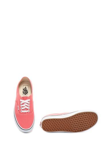Vans Authentic vászoncipő, Rózsaszín női