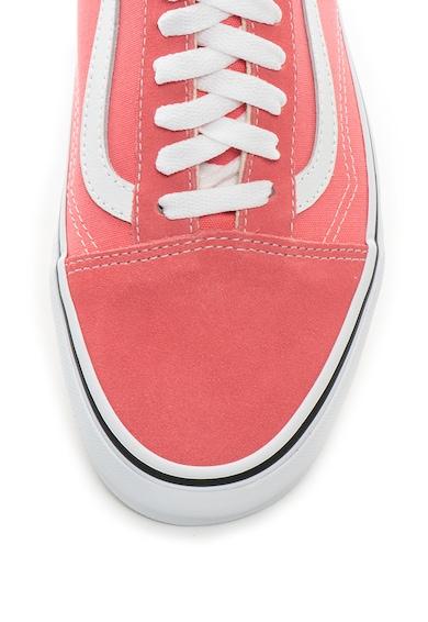 Vans Old Skool cipő nyersbőr anyagbetétekkel női
