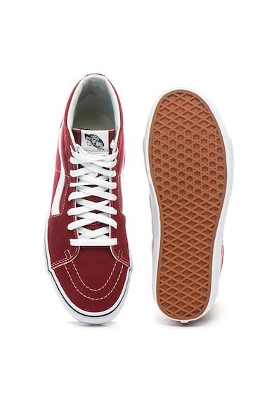Vans Sk8-High cipő nyersbőr anyagbetétekkel férfi
