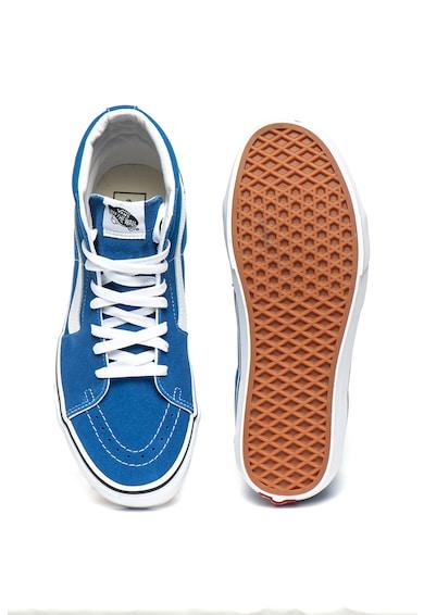 Vans Sk8-Hi magas szárú cipő nyersbőr szegélyekkel férfi