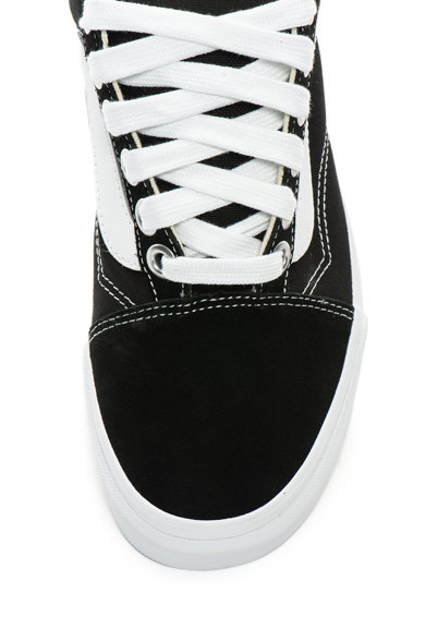 Vans Old Skool OS cipő nyersbőr szegélyekkel férfi