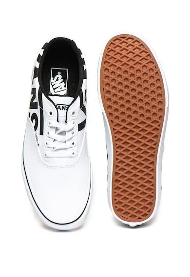 Vans Doheny cipő feliratos mintával férfi