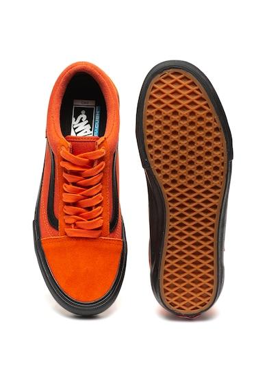 Vans Old Skool Pro cipő nyersbőr betétekkel férfi