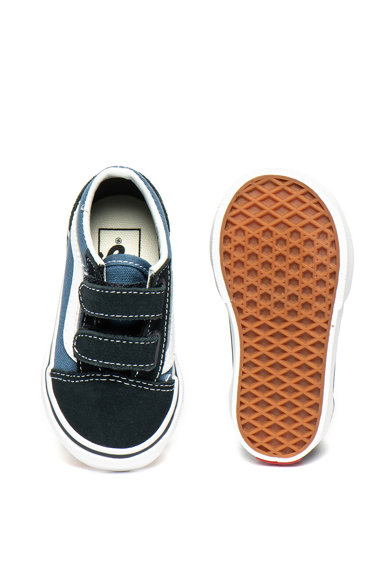 Vans Old Skool V tépőzáras cipő Fiú