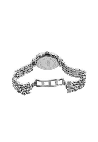 August Steiner Ceas rotund decorat cu 12 diamante Femei