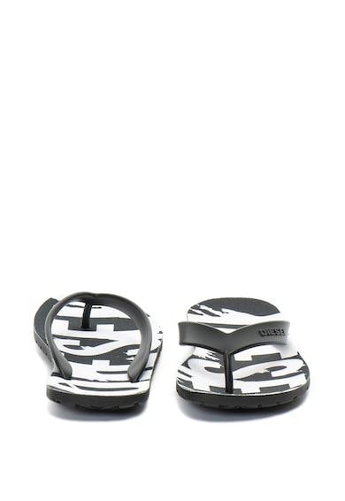 Diesel Splish flip-flop papucs logóval a belső talprészen férfi