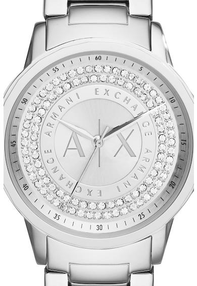 ARMANI EXCHANGE Часовник с метална верижка Жени