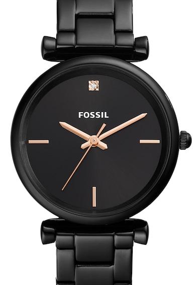 Fossil Часовник Carlie с метална верижка Жени
