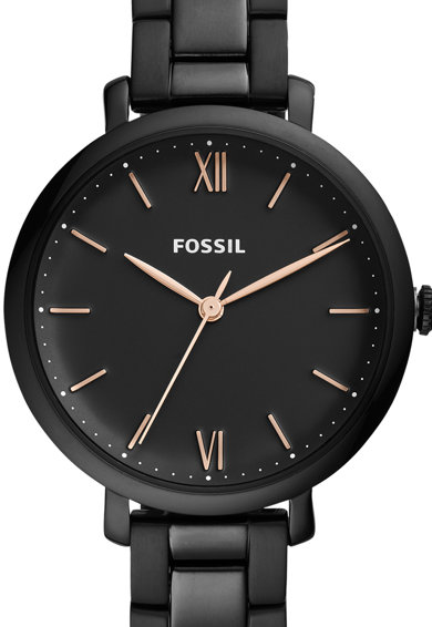 Fossil Часовник Jacqueline с метална верижка Жени