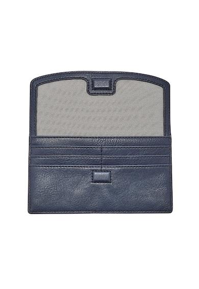 Fossil Кожена чанта през рамо Sage с портфейл Жени