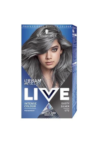 Live Vopsea de par permanenta  Color Urban Metallics, 142.5 ml. Femei