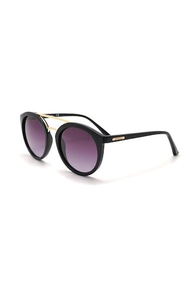 Kerek napszemüveg színátmenetes lencsével - Guess (GU7387-01B) d579003e18