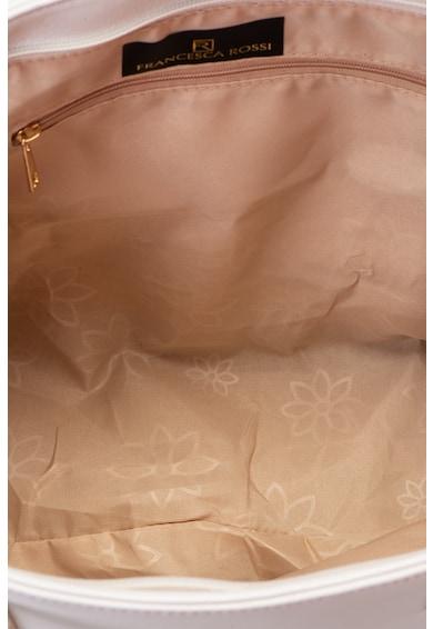 Francesca Rossi Műbőr shopper táska levehető pánttal női