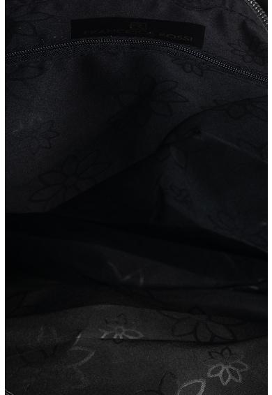 Francesca Rossi Geanta de piele ecologica cu bareta detasabila, pentru umar Femei