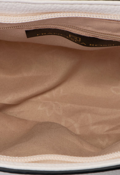 Francesca Rossi Чанта от еко кожа с декоративен цип Жени