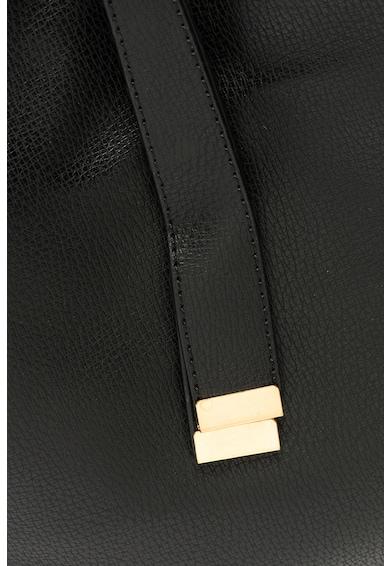 Francesca Rossi Шопинг чанта от еко кожа с несесер Жени