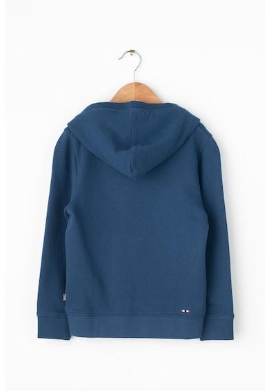 Napapijri Beitem grafikai mintás kapucnis pulóver Fiú