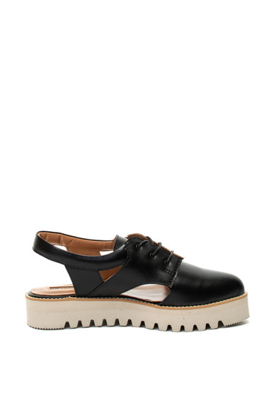 Mihaela Glavan Pantofi slingback de piele Femei