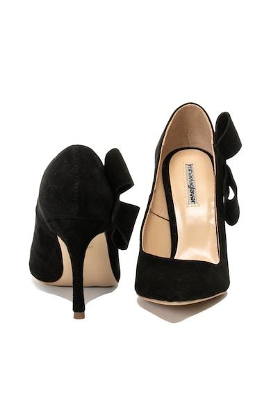 Mihaela Glavan Pantofi de piele intoarsa, cu varf ascutit Femei
