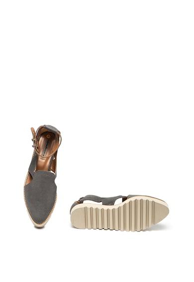 Mihaela Glavan Велурени обувки с остър връх Жени