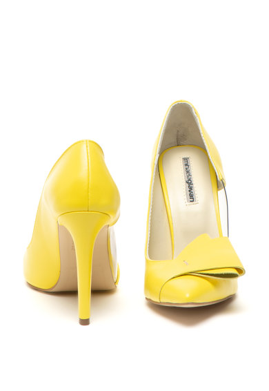Mihaela Glavan Pantofi stiletto de piele Femei