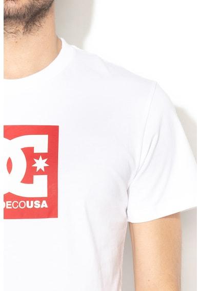 DC Tricou cu imprimeu logo Square Star Barbati