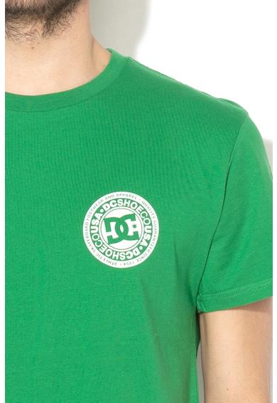 DC Logómintás póló 16 férfi