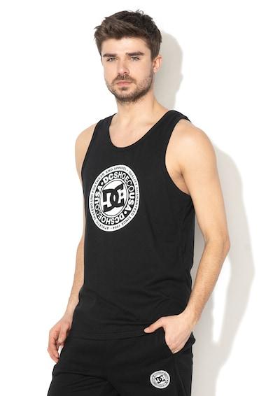 DC Top cu imprimeu logo Circle Star Barbati