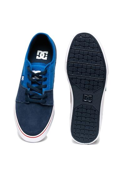 DC Pantofi sport cu garnituri de piele intoarsa Tonik Barbati