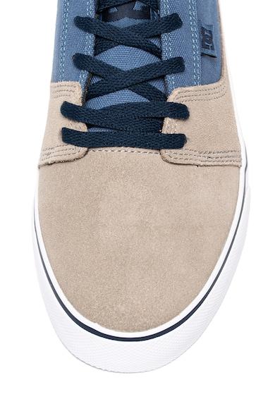 DC Pantofi sport de piele intoarsa cu detalii textile Tonik Barbati