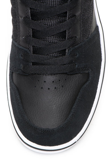 DC Pantofi sport cu garnituri de piele intoarsa Course 2 Barbati