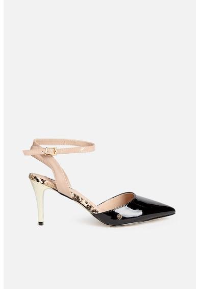 Motivi Pantofi cu toc inalt de piele lacuita Femei