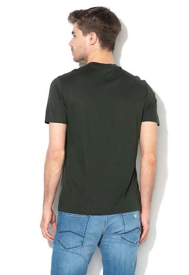 Emporio Armani Тениска с десен Мъже
