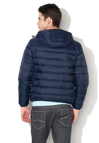 Emporio Armani Vízlepergető kifordítható pihével bélelt dzseki férfi