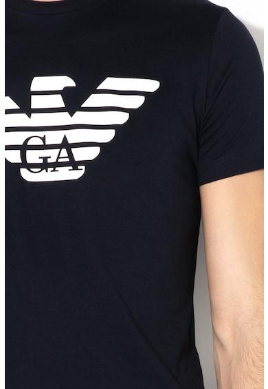 Emporio Armani Tricou cu imprimeu logo 6 Barbati