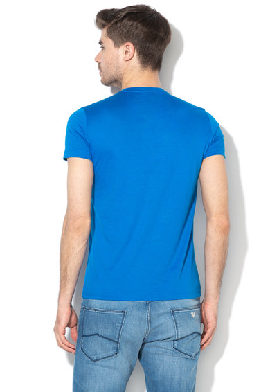 Emporio Armani Tricou cu imprimeu logo 2 Barbati