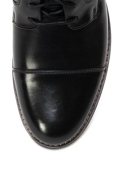 Clarks Кожени обувки Becken Мъже