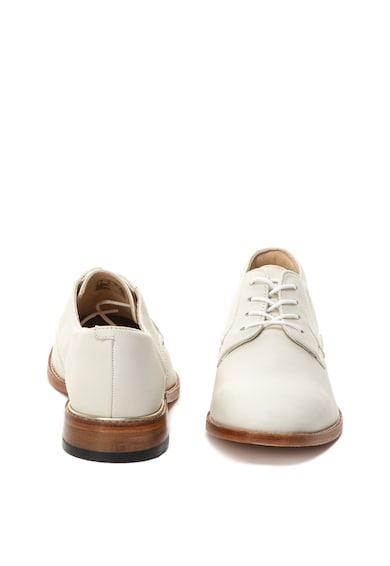 Clarks Ellis Scarlet bőr derby cipő női