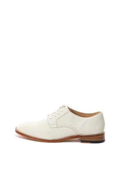 Clarks Кожени обувки Ellis Scarlet стил Derby Жени