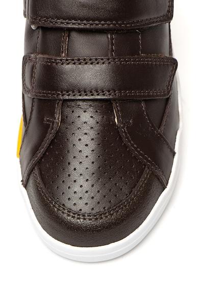 Clarks Pantofi sport cu garnituri de piele Emery Walk Fete