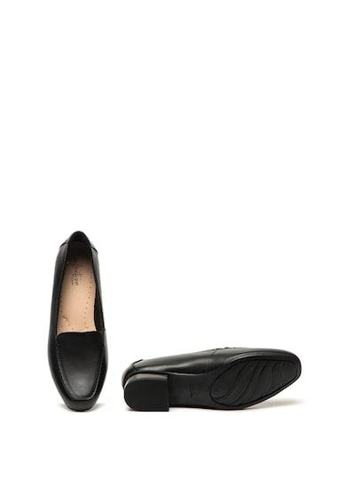 Clarks Pantofi loafer de piele Juliet Lora Femei
