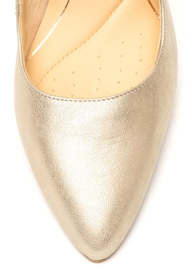 Clarks Pantofi de piele cu varf ascutit Lana Femei