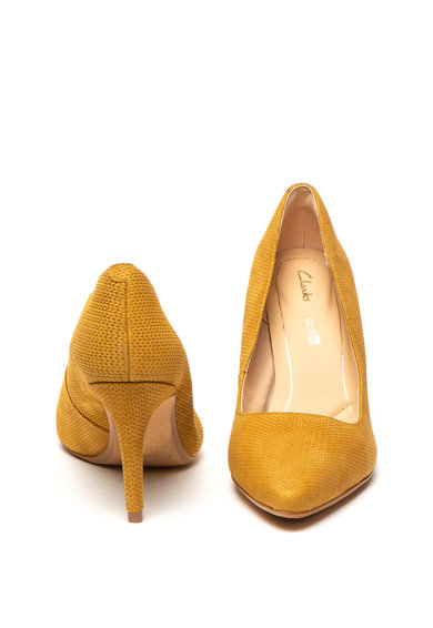 Clarks Обувки Lana от набук Жени