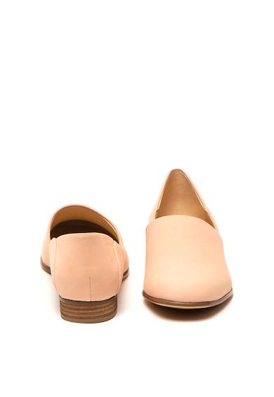 Clarks Pantofi de piele Pure Tone Femei