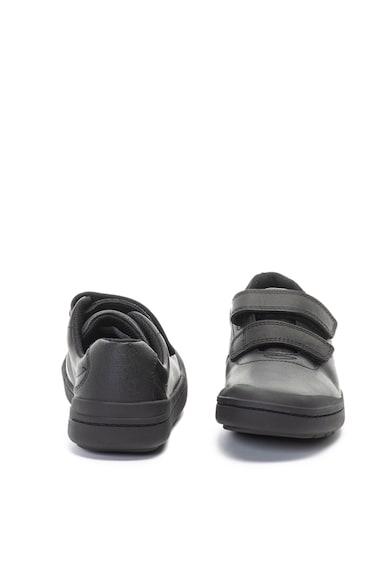 Clarks Rock Play bőr és műbőr cipő Lány
