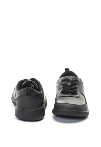 Clarks Pantofi casual de piele Scape Fete