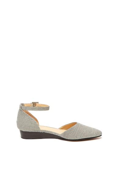 Clarks Обувки Sense Eva със скосена платформа Жени