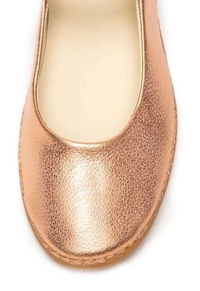 Clarks Pantofi Mary Jane de piele Skylark Fete